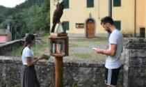 Libri, a Cantagallo si sperimenta il libero scambio nel verde: il 31 luglio a L'Acqua inaugurazione della biblioteca sociale