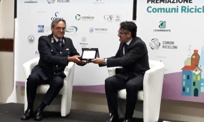 Sequestro buste in plastica illegali: Legambiente e Assobioplastiche premiano la municipale di Montemurlo