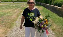 Paola Mascherini va in pensione. L'abbraccio dell'amministrazione