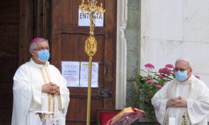 La basilica di Santa Maria delle Carceri in festa. Il 6 luglio messa in piazza del vescovo Giovanni Nerbini