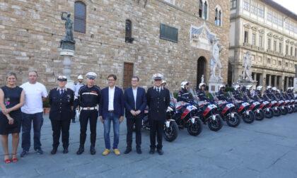 Sulle strade 12 nuove moto della Polizia Municipale