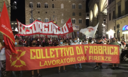 Gkn, attivato l'Iban per la cassa di resistenza dei lavoratori