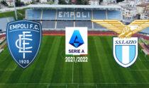 Stadio 'Castellani', domani fischio d'inizio, riparte il Campionato: le disposizioni per Empoli - Lazio