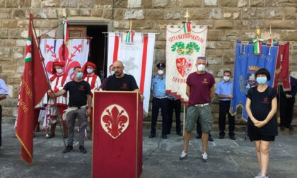 """Liberazione di Firenze, Salvetti (Gkn): """"Siamo persone fragili, abbiamo bisogno di insorgere insieme a tutti"""""""