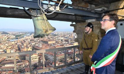Liberazione di Firenze dal nazifascismo e difesa del lavoro al centro delle celebrazioni in piazza della Signoria