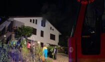 Brucia il quadro elettrico di una abitazione in via di Rupille a Vaiano: per fortuna solo fumo