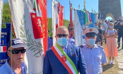 Il Comune di Montemurlo ha partecipato alla commemorazione della strage di Sant'Anna di Stazzema