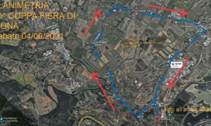 Provvedimenti alla circolazione per lo svolgimento della gara ciclistica a Signa