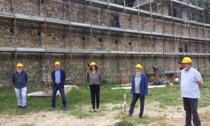 Città Murate, il Comune di Lastra a Signa ottiene il finanziamento per il 2° lotto del progetto di restauro e valorizzazione delle antiche mura
