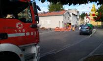 Fuga di gas in via Olmi: evacuato un nucleo familiare