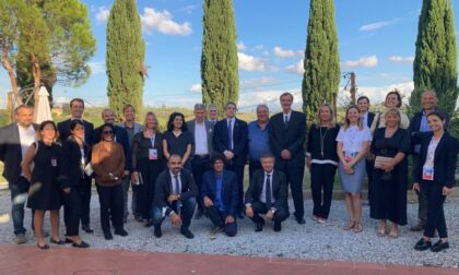 Vino, la Cooperazione Agricola Toscana incontra una delegazione di rappresentanti del G20