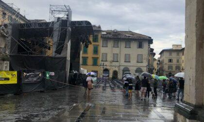 Antonello Venditti in concerto a Prato, ma non gradisce i fan durante il sound check