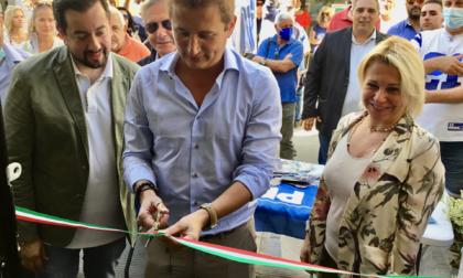 L'entusiasmo del centrodestra: in tanti stamani all'inaugurazione del comitato di Daniele Brunori