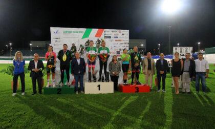 """Sofia Collinelli di bronzo in Pista al """"Campionato Italiano Derny"""""""
