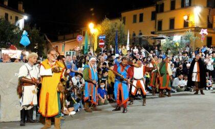 Grande entusiasmo, anche senza gare, per la festa di San Michele a Carmignano