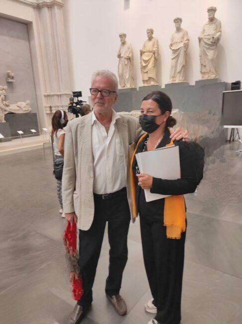 Antonio Natali e Giovanna M. Carli
