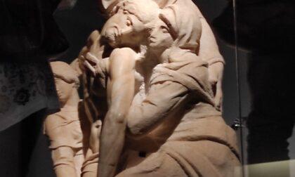 Restaurata la Pietà di Michelangelo del Museo dell'Opera del Duomo