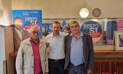 A Sesto Fiorentino il Psi si allea al fianco del candidato sindaco Gabriele Toccafondi (Italia Viva)