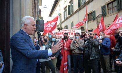 """Attacco alla Cgil, Giani: """"Solidarietà, ma i movimenti fascisti vanno sciolti"""""""