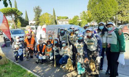 """Conclusa con successo l'iniziativa """"Le giornate insieme a te per l'ambiente""""  di McDonald's a Firenze: raccolti 40kg di rifiuti"""