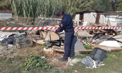 Deposito illecito di rifiuti, sequestrato terreno di oltre 1800 metri quadrati