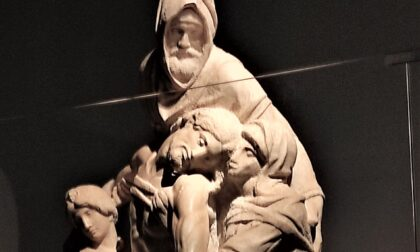 La Pietà di Michelangelo restaurata